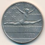 США, 1/2 доллара (1992 г.)