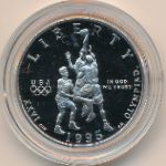 США, 1/2 доллара (1995 г.)