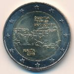 Мальта, 2 евро (2016 г.)