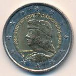 Монако, 2 евро (2012 г.)