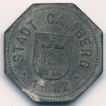 Камберг., 10 пфеннигов (1917 г.)