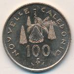 Новая Каледония, 100 франков (1987 г.)