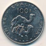 Джибути, 100 франков (1991 г.)