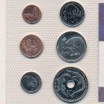 Папуа - Новая Гвинея, Набор монет