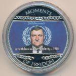 Либерия, 10 долларов (2004 г.)