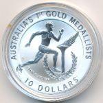 Австралия, 10 долларов (1994 г.)