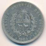 Уругвай, 20 сентесимо (1920 г.)