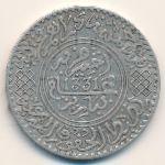 Марокко, 1/2 риала (1912 г.)