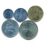 Гватемала, Набор монет
