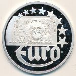 Европа, 10 евро (1997 г.)