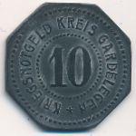 Гарделеген., 10 пфеннигов