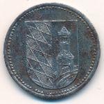 Гюнцбург., 10 пфеннигов (1917 г.)