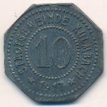 Кульмбах., 10 пфеннигов (1917 г.)