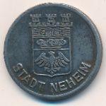 Нехайм., 10 пфеннигов (1918 г.)