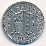 Шайнфельд., 10 пфеннигов (1921 г.)