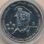 Ниуэ, 5 долларов (1989 г.)