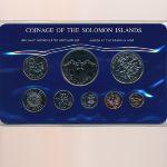 Соломоновы острова, Набор монет (1982 г.)