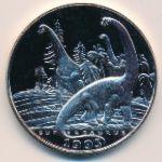 Хатт Ривер, 10 долларов (1993 г.)