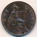 Великобритания, 1 пенни (1896–1901 г.)