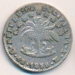 Боливия, 4 соля (1855 г.)
