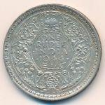 Британская Индия, 1 рупия (1944 г.)