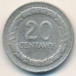 Колумбия, 20 сентаво (1948 г.)