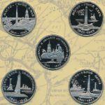 Украина, Набор монет (1995 г.)