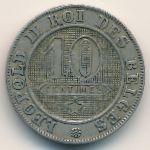 Бельгия, 10 сентим (1894 г.)