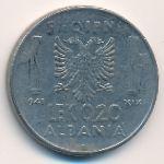 Албания, 0,20 лек (1941 г.)