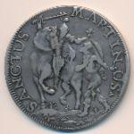 Лукка, 1 скудо (1743 г.)