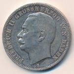 Баден, 3 марки (1914 г.)