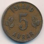Исландия, 5 эйре (1946 г.)