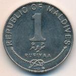 Мальдивы, 1 руфия (1982 г.)
