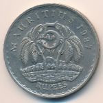 Маврикий, 5 рупий (1987 г.)