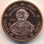 Мальта, 1 евроцент (2003 г.)