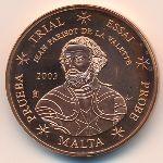 Мальта, 5 евроцентов (2003 г.)