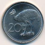 Папуа - Новая Гвинея, 20 тоа (2005 г.)