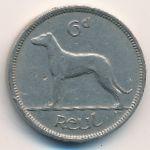 Ирландия, 6 пенсов (1928 г.)