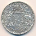 Австралия, 1 флорин (1938 г.)