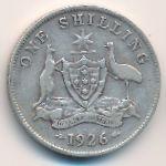 Австралия, 1 шиллинг (1926 г.)