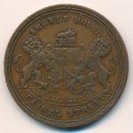Новая Зеландия, 1 пенни (1860 г.)