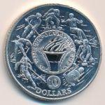 Сьерра-Леоне, 10 долларов (2006 г.)