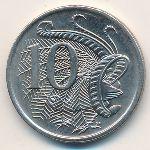 Австралия, 10 центов (1981 г.)