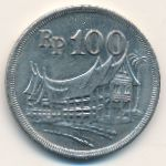 Индонезия, 100 рупий (1973 г.)