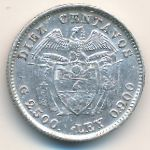 Колумбия, 10 сентаво (1941 г.)
