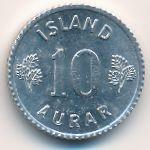 Исландия, 10 эйре (1970–1973 г.)