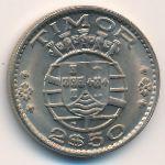 Тимор, 2,5 эскудо (1970 г.)