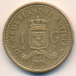 Антильские острова, 1 гульден (2004 г.)