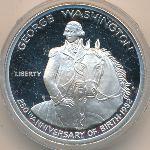 США, 1/2 доллара (1982 г.)
