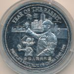 Великобритания, 1 доллар (1999 г.)